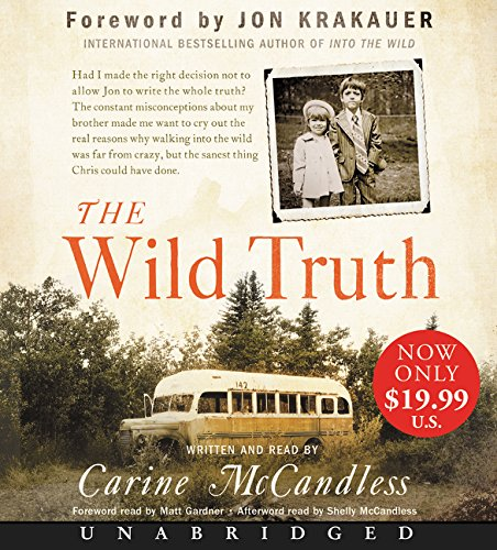 The Wild Truth Low Price CD: The Untold Story of Sibling Survival