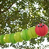 Just Artifacts 8inch Classroom Caterpillar Paper