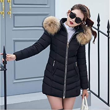 low priced ef3d0 bb192 GUXIU piumino inverno Donna Fashion Oversize Down Giacche ...