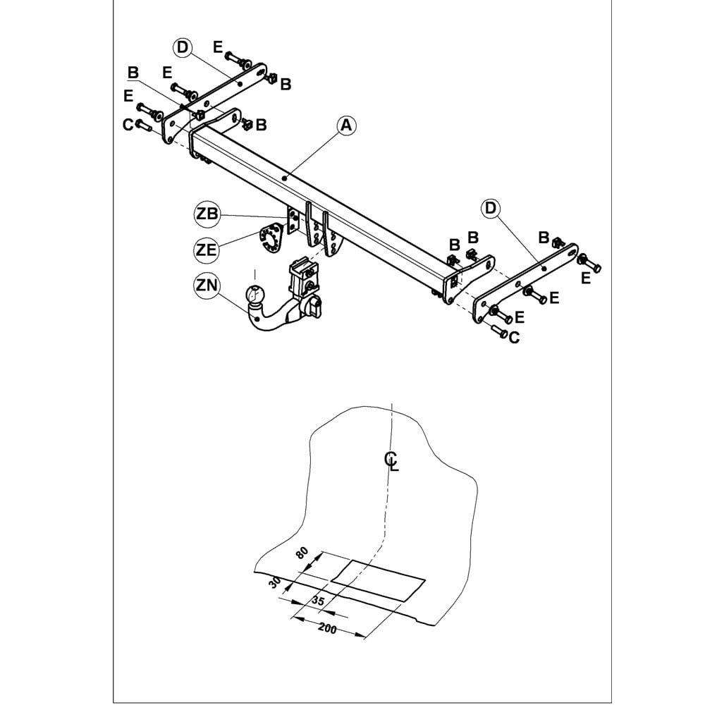 Citroen Relay Towbar Wiring Diagram