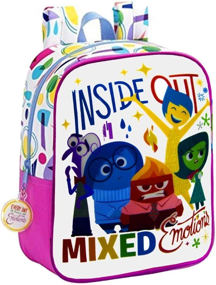 Original Mixed Emotions,Disney Backpack Official Licensed,Children Backpack.