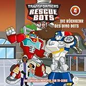 Die Rückkehr des Dino Bots (Transformers Rescue Bots 4) | Thomas Karallus