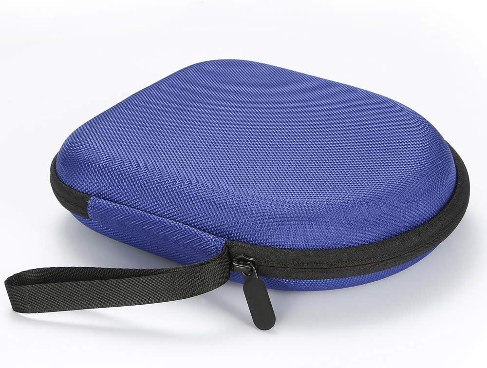 Estuche rígido para Sony Wh-CH510 / Sony WH-CH500 / Sony MDR-ZX330BT Auriculares inalámbricos Bluetooth, Bolsa de Almacenamiento con protección de Viaje - Azul