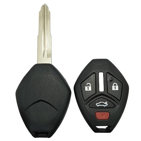 Amazon.com: Carcasa de repuesto para llave de coche para ...