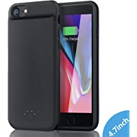 DFIEER 4.7inch 5000mAh Battery Case for iPhone 8/7/6s/6