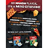Cheez-It Grooves, Crunchy Cheese Snack