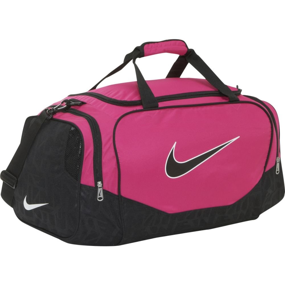 2d7683079671 Womens Nike Brasilia 6 Medium Duffel Bag Spark Pink