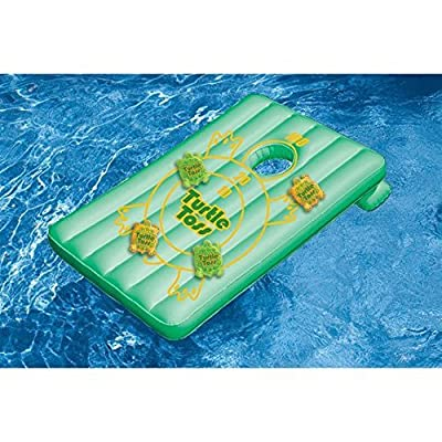 Inflatable TurtleToss Game: Toys & Games