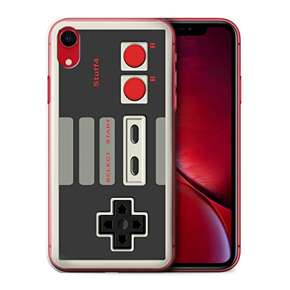 timeless design 87e45 35001 STUFF4 Phone Case/Cover for Apple iPhone XR/Nintendo Classic Design/Games  Console Collection