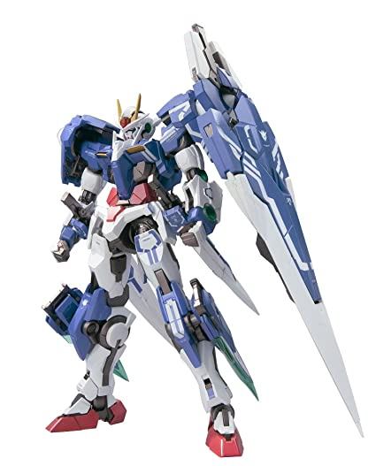 Gundam 00 Metal Build 00 Gundam Seven Sword