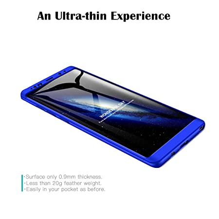 GoodcAcy Funda Samsung Galaxy Note 8,Carcasa Móvil de Protección ...