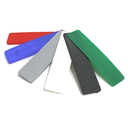 5mm and 6mm thick MIXED BAGS x 100 3mm 4mm 28mm Plastic Glazing Packers 2mm
