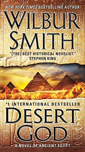 Download Desert God: A Novel of Ancient Egypt pdf