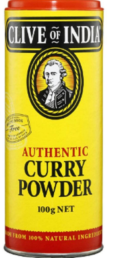 Clive Of India Authentic Curry Powder 100g by Clive Of India (Image #1)
