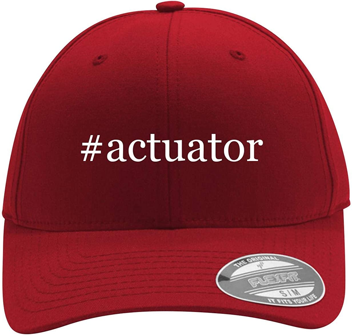 #Actuator - Men's Hashtag Flexfit Baseball Cap Hat 61GsdzNP3hL