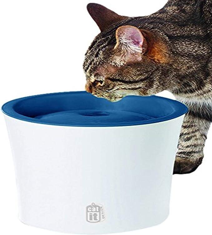 5. Catit Design Senses Drinking Fountain