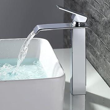 Vito mitigeur lavabo bas chromé
