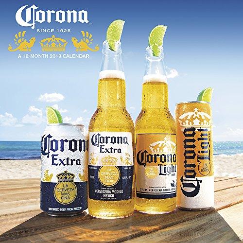 Corona Wall Calendar (2019)