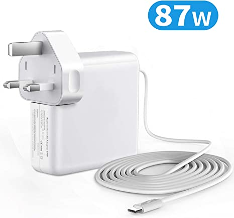 87W USB C Power Adapter Charger