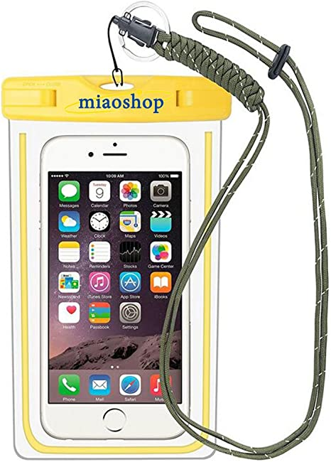 Universal funda resistente al agua Teléfono móvil Dry Bag Pouch ...