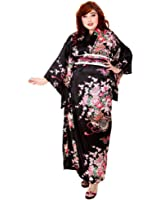 japan damen geisha samurai asia kost m kimono bluse. Black Bedroom Furniture Sets. Home Design Ideas