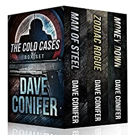 The Cold Cases Box Set by [Conifer, Dave]