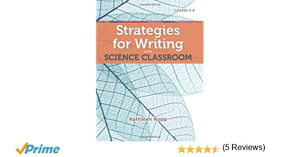 Amazon.com: Strategies for Writing in the Science Classroom ...