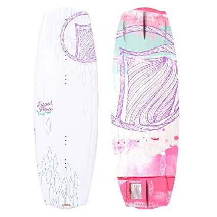 Liquid Force Angel Wakeboard Womens Sz 130cm