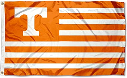 Università del Tennessee Banner Flag