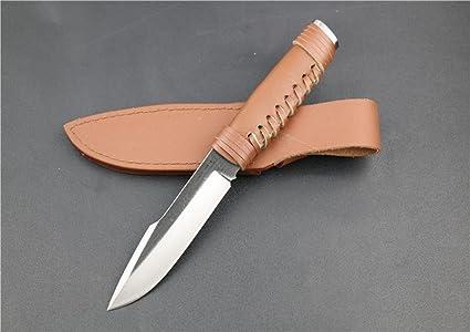 Amazon.com: Regulus cuchillo vaina cuchillo Espiga completa ...