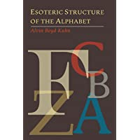 Esoteric Structure of the Alphabet