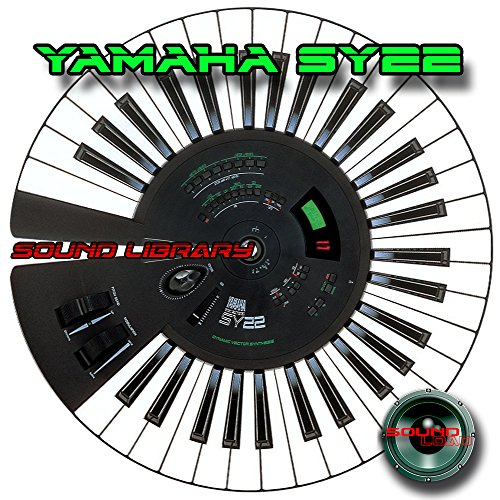 YAMAHA SY-22 Huge Sound Library & Editors on CD by producer-tools