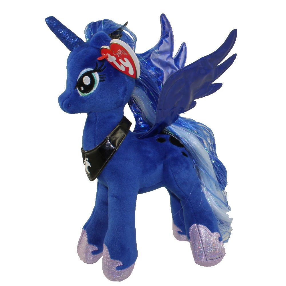 TY My Little Pony Princess Luna 8 inch Plush