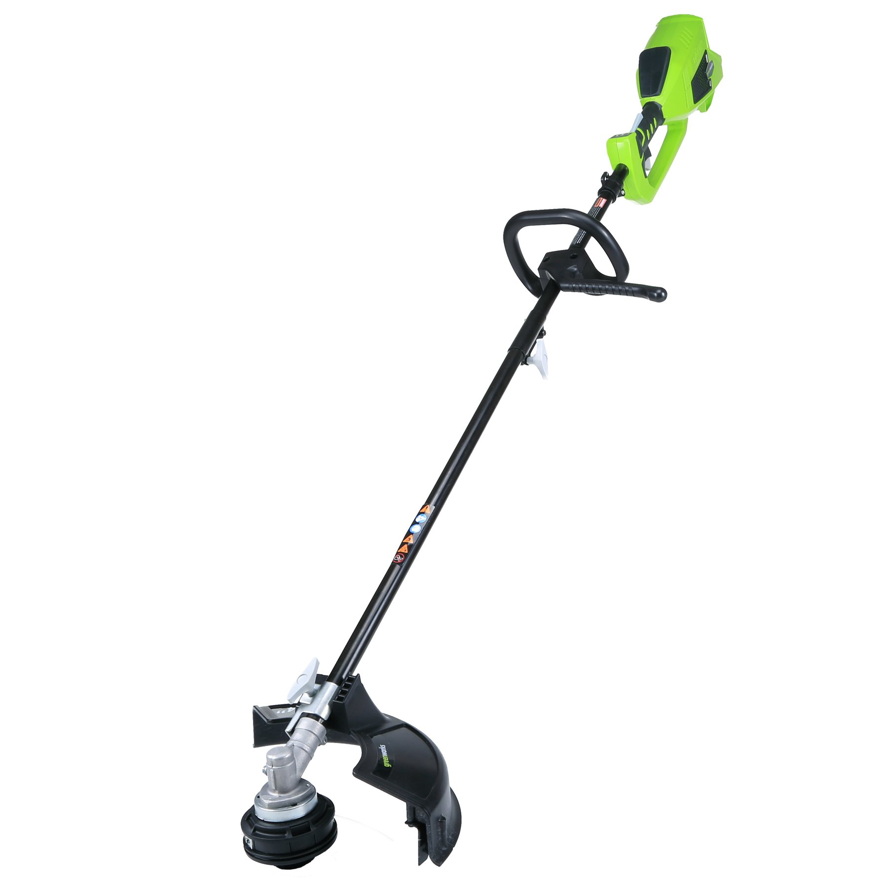 Greenworks 14-Inch 40V Cordless String Trimmer (Attachment Capable), Battery Not Included 2100202 by Greenworks