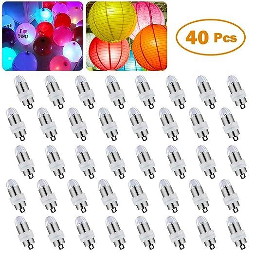 LED Ballon Lichter ARINO LED Luftballons Lichter Lampions LED Lichter