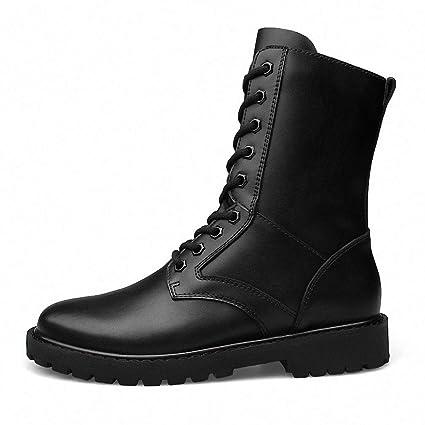 2cbf3418b9f0f Amazon.com: Tebapi Mens Backpacking Boots Autumn Short Snow Army ...