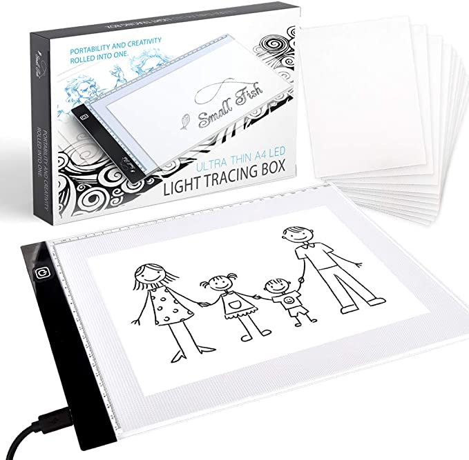 A4 Kids Scrapbook Ideal For Children To Enhance Their Sketching /& Drawing Skills