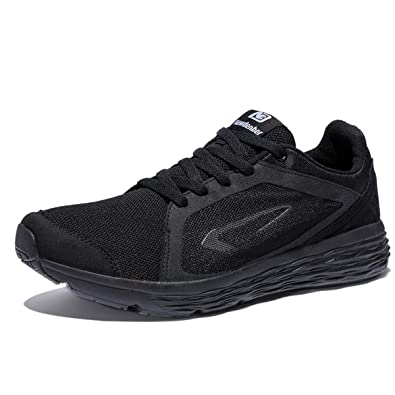 428449be7a52 NewDenBer Men's Running Shoes Mesh Lightweight Breathable Fashion Sneakers  Tennis Shoes