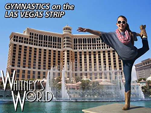 Gymnastics on the Las Vegas Strip