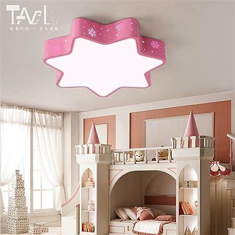 Leihongthebox Las estrellas de luz del techo sala de niños ...