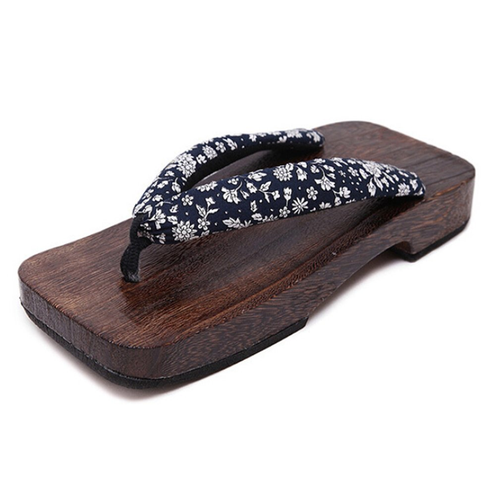 Highdas Frauen Männer Holzschuh Flip Flops Schuhe H6 270 #Hiqimi hQDqTpn