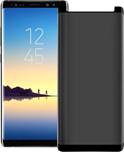 no Bubble Suitable for Samsung Galaxy Note 10 Plus//Unable to Unlock Fingerprint 9H Hardness Scratch-Resistant Galaxy Note 10 Plus Privacy Anti-Fog Tempered Glass Screen Protector Upgrade Version
