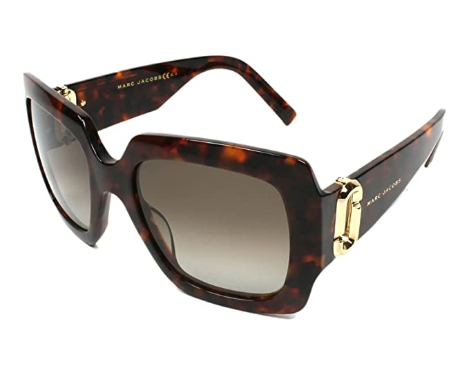 6338da06e9f1 Marc Jacobs Women s Marc 179 S HA 086 53 Sunglasses