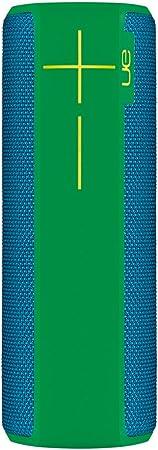 Ultimate Ears Boom 2 Tragbarer Bluetooth Lautsprecher 360 Sound Wasserdicht Und Stoßfest App Navigation Kann Mit Weiteren Lautsprechern Verbunden Werden 15 Stunden Akkulaufzeit Green Teal Grün Audio Hifi