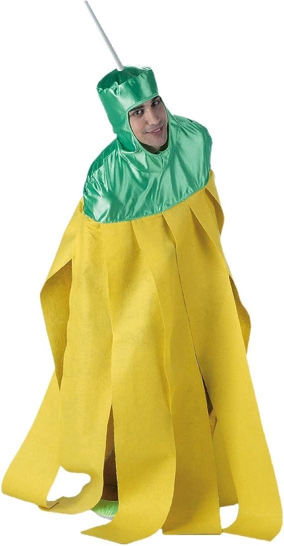 Disfraz fregona adulto.Talla 50/52: Amazon.es: Juguetes y juegos