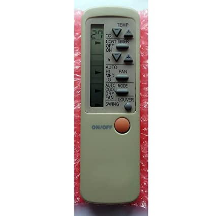 Amazon com: Generic LIKEAIR HAIER Air Conditioner Remote