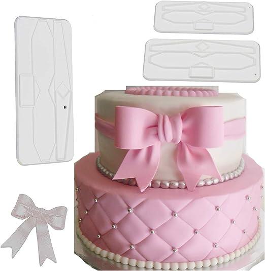 47 Pack Fondant Cake Decoration Set Biscuit Dessert Mold Baking Accessory