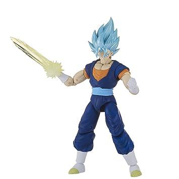 Dragon Ball-35868 Figura Deluxe Súper Saiyan Blue Vegeta ...
