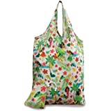 Hawaiian Island Hula Honeys Eco-foldable Reusable Tote Bag