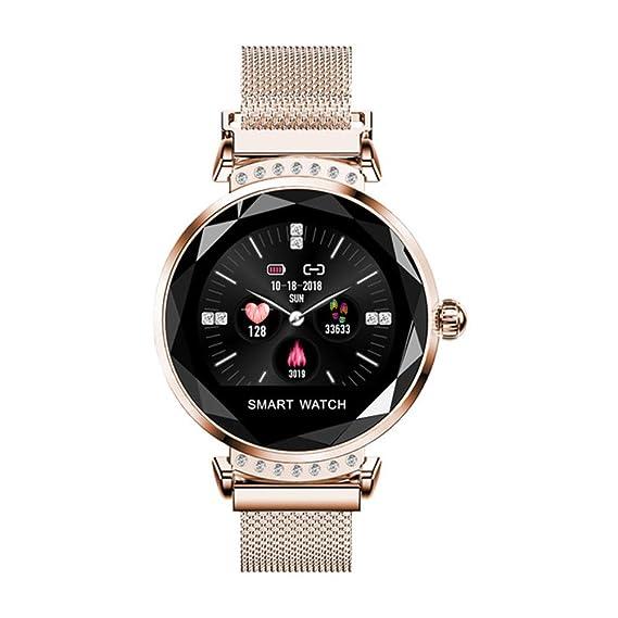 Amazon.com: Newest H2 Fashion Smart Watch Women Lovely ...